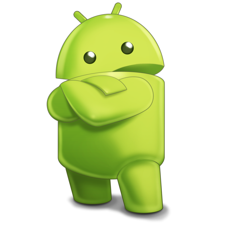 Android man - applord android or ios article